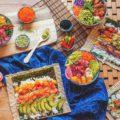 sushito Amsterdam poke bowl sushi