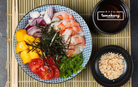 Temakery nieuwe healthy food spot