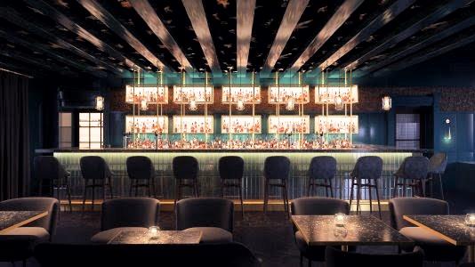 Wyers bar restaurant Amsterdam