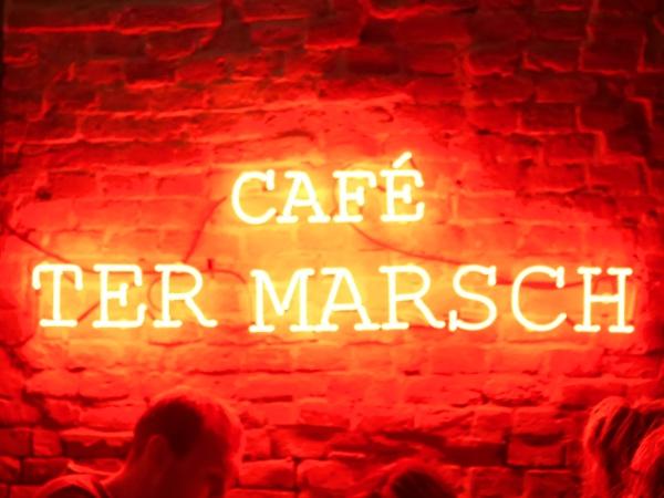 Cafe Ter Marsch uit eten lekker