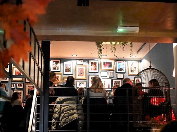 Cafe Ter Marsch uit eten Rotterdam