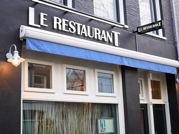 Le Restaurant Amsterdam