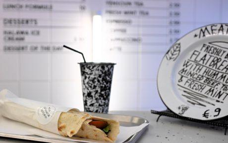 Libanees gevulde wraps waar je van blijft eten