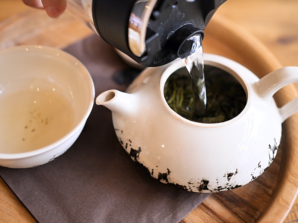 Quies Tea Amsterdam thee vers