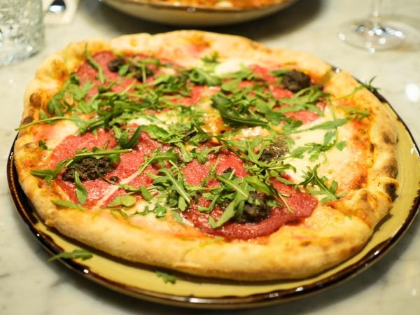 pizza Amsterdam Royal98 restaurant