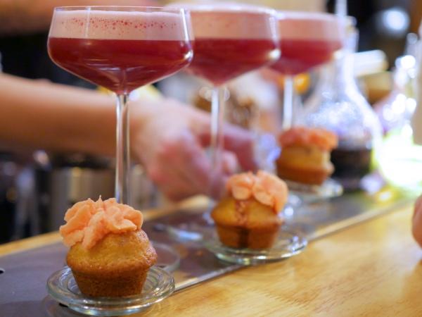 Rosalia's Menagerie mocktail cocktail zonder alcohol
