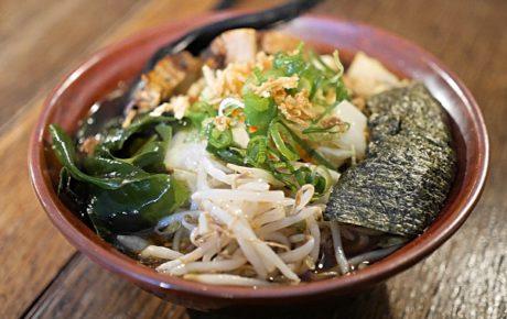 Sapporo ramen SORA West het nieuwe ramenrestaurant van Sapporo in de Baarsjes