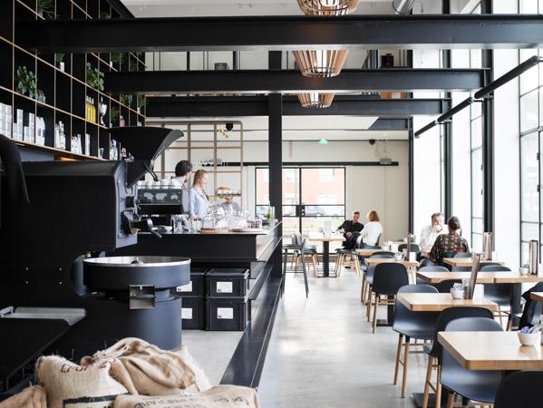 Capriole Cafe Restaurant Den Haag