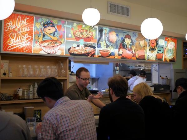 Ivan Ramen Chefs Table Manhattan