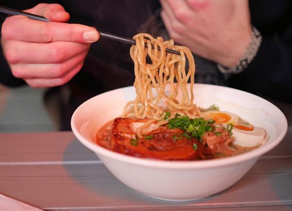 Ivan Ramen noodles New York