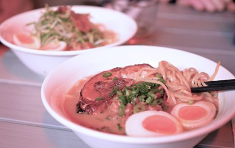 Ivan Ramen a Chef's Table experience