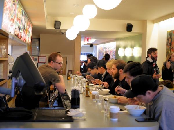Ivan Ramen restaurant New York