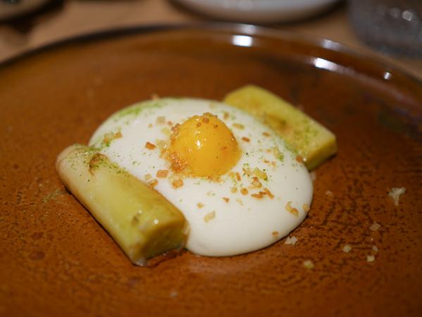 MOER restaurant Amsterdam groenten