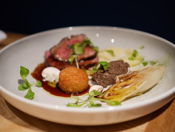 MOER restaurant uit eten Amsterdam gezond lekker