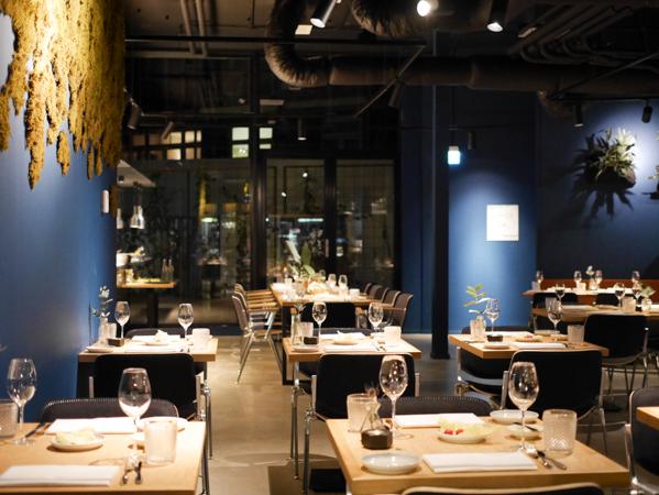 Restaurant MOER Amsterdam groenten
