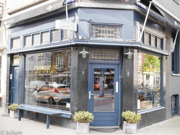 Carnivore Amsterdam bar restaurant
