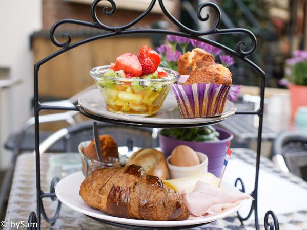 juni ontbijt en lunch