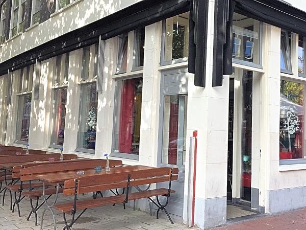 Fool Bar Amsterdam Oost terras