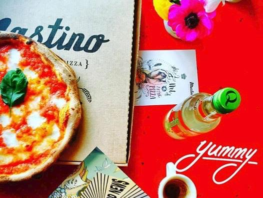 Mastino V Pizza Amsterdam