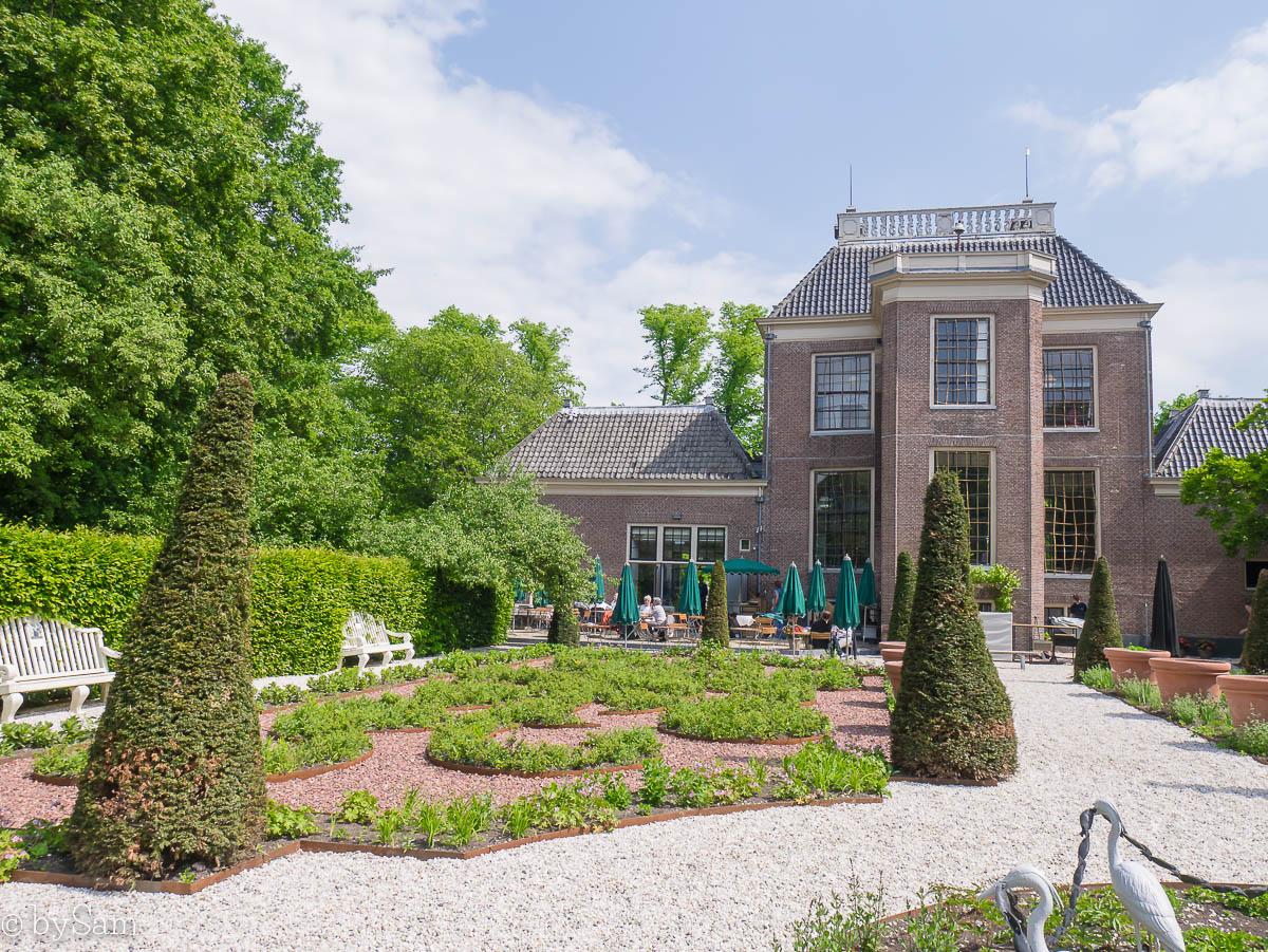 Merkelbach terras Amsterdam Oost
