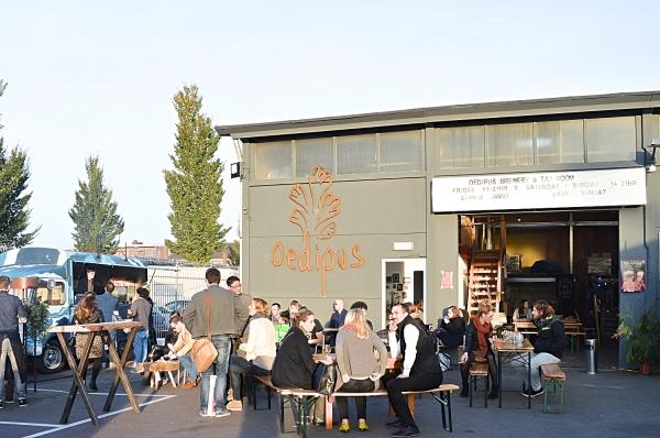 Bierbrouwerij proeflokaal Amsterdam