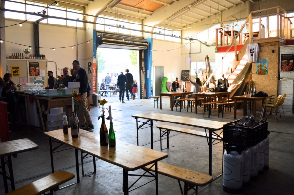 Oedipus brouwerij Amsterdam