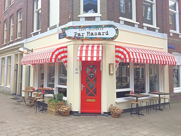 Par Hasard Frietzaak Amsterdam west