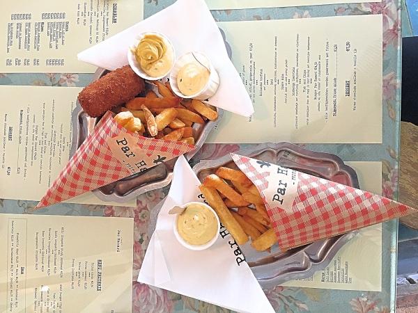 Par Hasard West Amsterdam friet patat