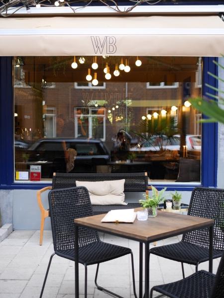 Restaurant Wijmpje Beukers Amsterdam