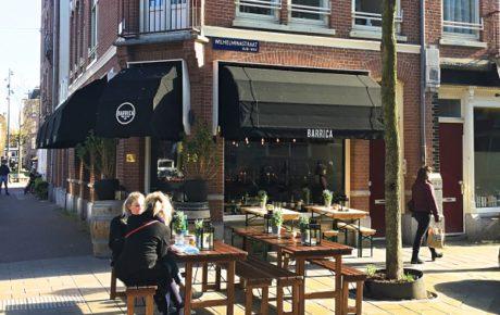 Dit zijn de nieuwste terrassen van Amsterdam