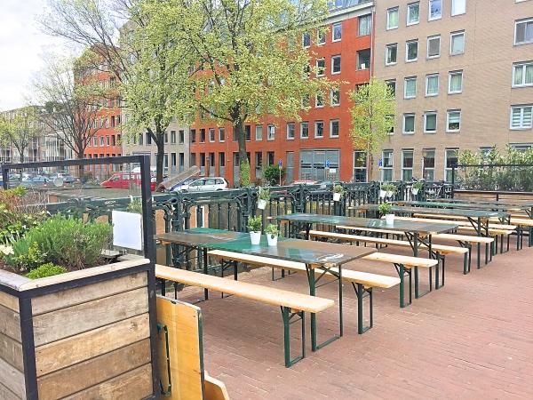Terras Amsterdam West Kinkerstraat