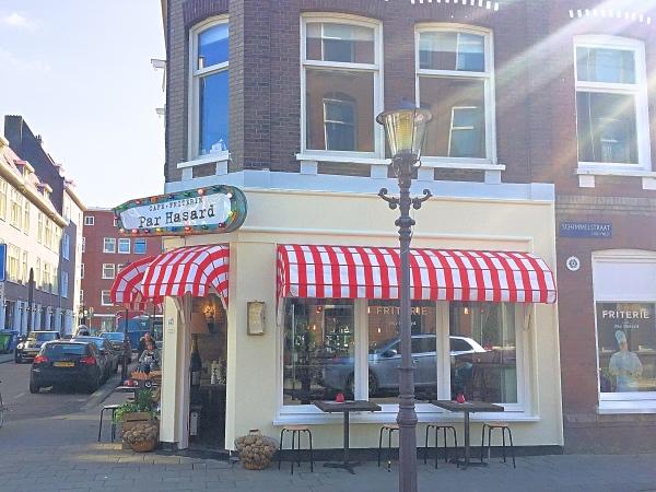 Terras Amsterdam West Par Hasard