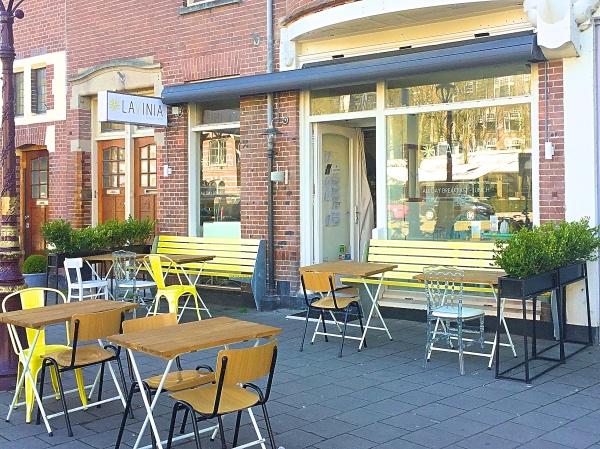 Terras Amsterdam Lavinia Goodfood