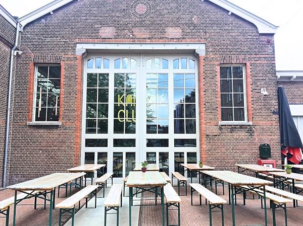 Terras de Hallen Amsterdam