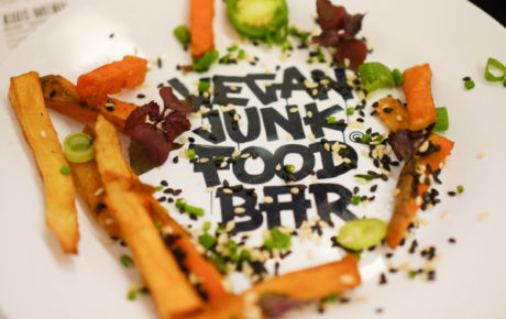 Vegan Junk Food Bar nieuw in Amsterdam Oud-West