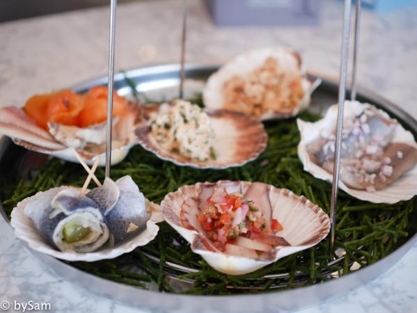 Amsterdams proeflokaal Seafood bar