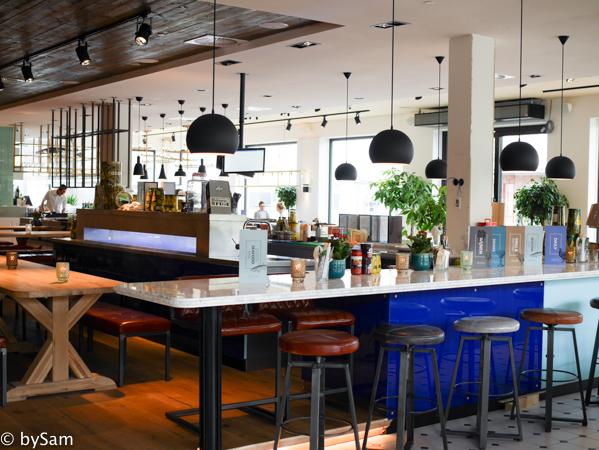 Amsterdams Proeflokaal Zuid uit eten