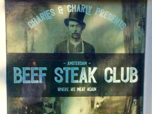 Beef Steak Club Amsterdam