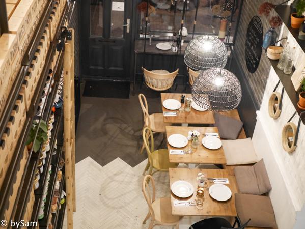 Casa Sabatelli Italiaans restaurant