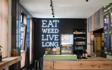 Dutch Weed Burger Joint nieuwe vegan burger spot in West