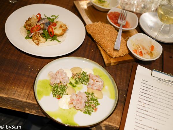 Bar Fisk Israelisch eten