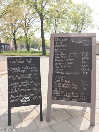Kef Amsterdam Proeflokaal Noord Kaas