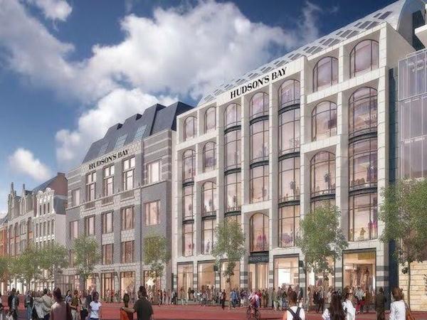 Nacarat restaurant Amsterdam Ron Blaauw