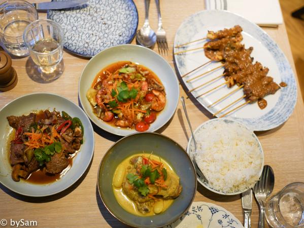 Restaurant Mama Makan Indonesisch eten