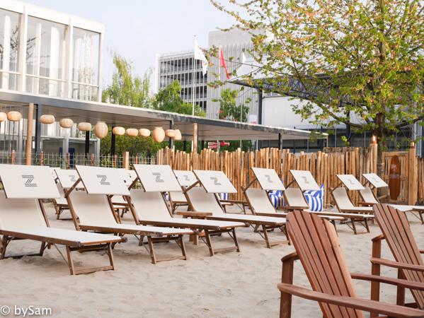 Strand Zuid Amsterdam beach