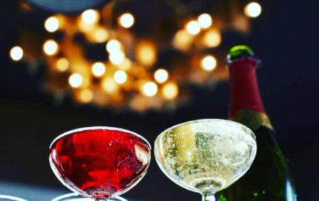 Five Brothers Fat eerste champagneria van Amsterdam