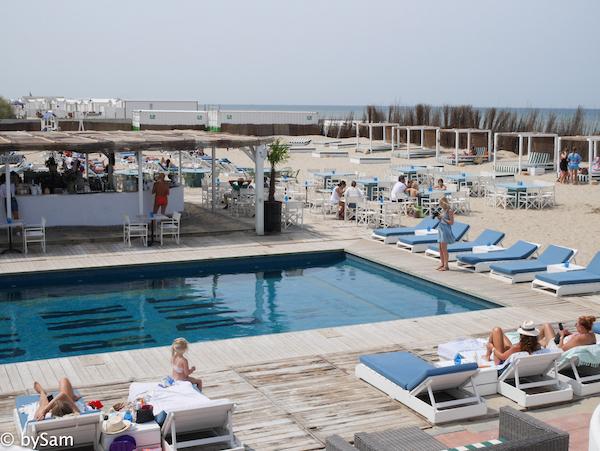 Bernie's Beach Club Zandvoort