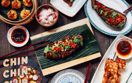 Chin Chin Club Amsterdam nieuwe foodspot en club op de Rozengracht