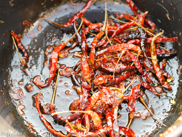Chinees koken recept