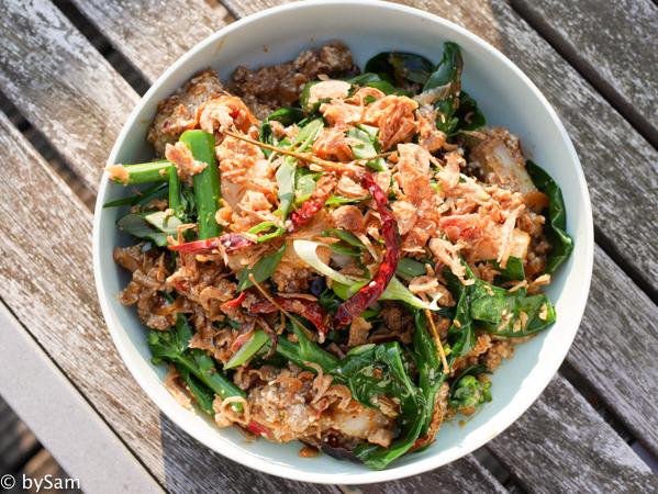 Chinese gerechten recept Aziatisch